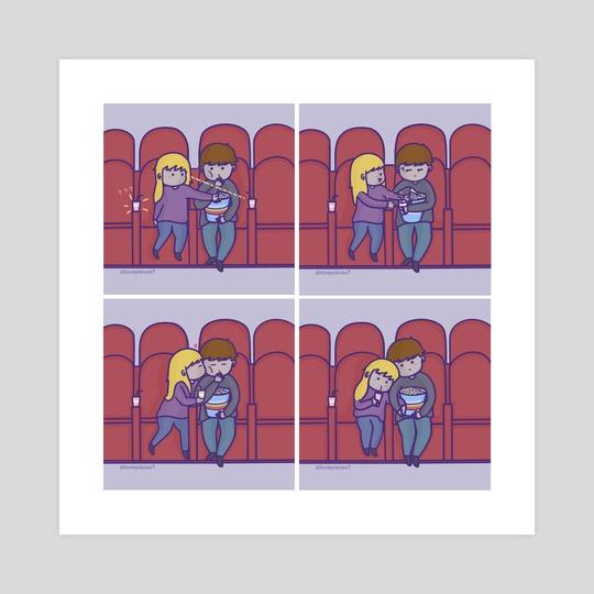 movie lover by Ka Ka