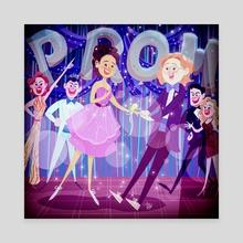 The Prom Musical - Canvas by Ariel Hsu