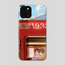BUS 933 - Phone Case by BREEZE WONG