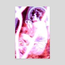 neon dream - Canvas by Mark Kelly