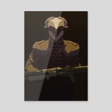 Lord Felwinter - Acrylic by Morebird