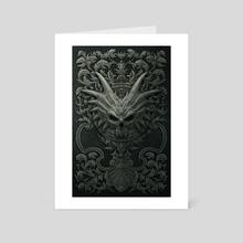 Black Book - Art Card by Kerem Beyit