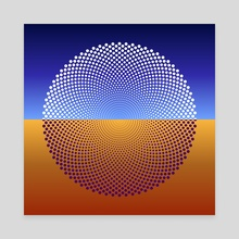 VI - XX - Canvas by Alice Iranon
