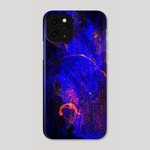 STP Screen Transfer Process - 0125 - The Gift of Inward 3 - Phone Case by Wetdryvac WDV