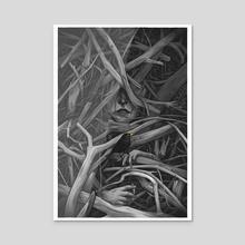 Branches - Acrylic by Lukas Zglenicki