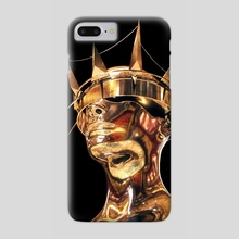 Gilded - Phone Case by Dylan Trieu