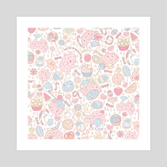 Dreamy Sweets by Nina Yoshida