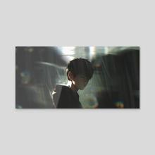 Fade - Acrylic by Aeonix