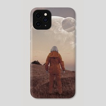 Stranded - Phone Case by Austin Hall