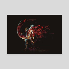 InnerOuter - Canvas by Noctem_lg  / Laury Guintrand