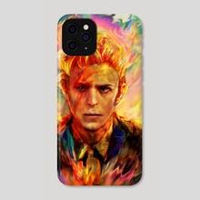 David Bowie - Phone Case by Maxim G