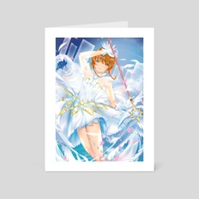 Cardcaptor Sakura - Art Card by digitalpastel