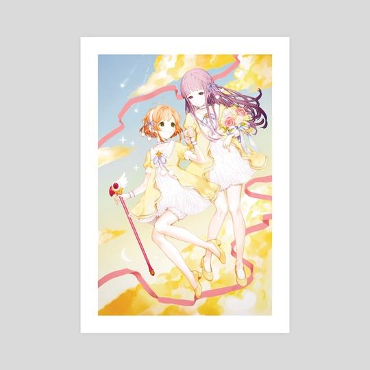 Sakura & Tomoyo by yoonmi