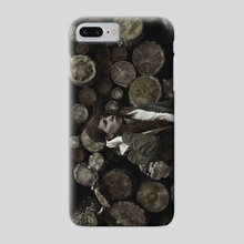 THE BEGINNING OF THE JOURNEY 4 - Phone Case by Marta Bevacqua