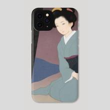 Futari - Phone Case by Sai Tamiya