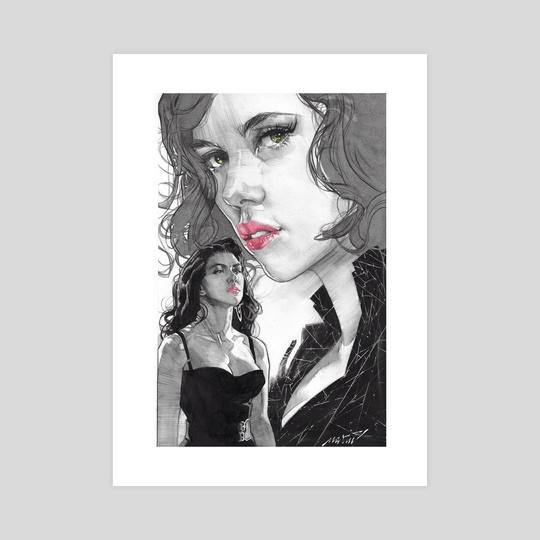 Black Widow by james martin