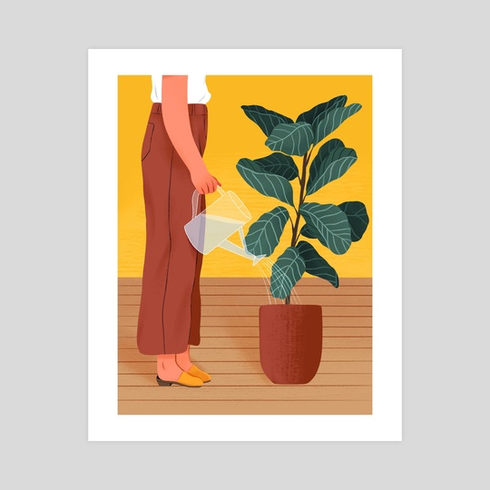 Plant Care by Maureen Keeney