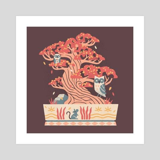 Bonsai #2 by Travis Stewart