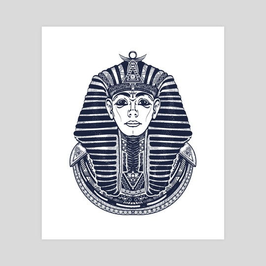 Pharaoh by intueri