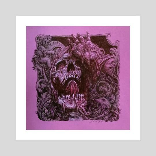 scream by Jotham Guintos