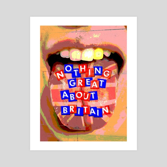 Nothing Great About Britain by Samuel Stroud