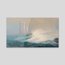 Morning Light - Acrylic by Joseph Feely