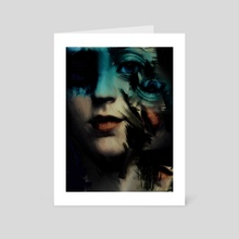 engulfed 2 - Art Card by Sweet Disorder Art