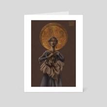 Judith  - Art Card by Foolish Mortal