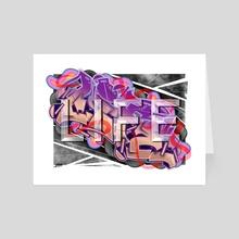 LIFE - Art Card by cimon