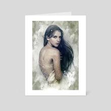 Lana - Art Card by Marco De Matteo