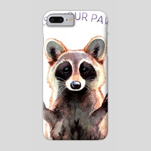 Wash Your Paws - Phone Case by Megan Kott