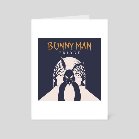 Bunny Man Bridge by Ash Weaver
