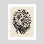 Overgrown - Art Print by Iain Macarthur