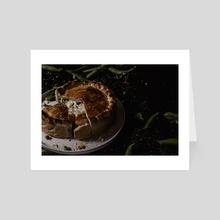 Torta Tal-Irkotta (14) - Art Card by Matthew Null