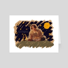 The little prince - Art Card by Hara