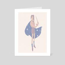 Magic Nobles 03 - Art Card by Mi oi