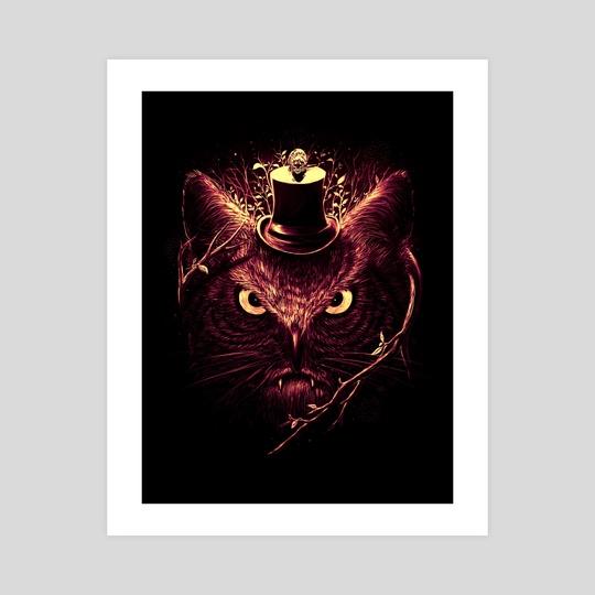 Meowl by Nicebleed