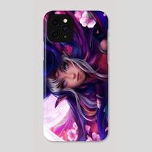 psychedelic elf  - Phone Case by jemaica murphy