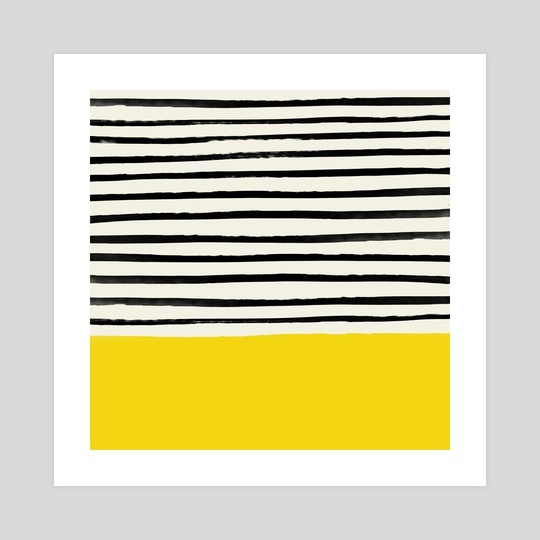 Sunshine x Stripes by Leah Flores