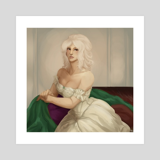 Regency Roxy by Mary Day