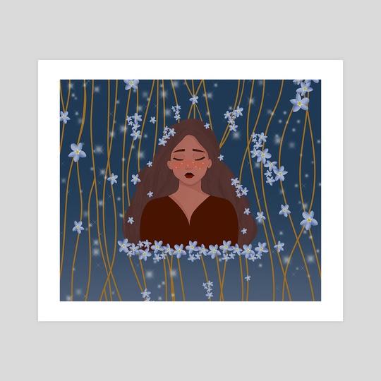 Addie LaRue FanArt by Sarah ☾