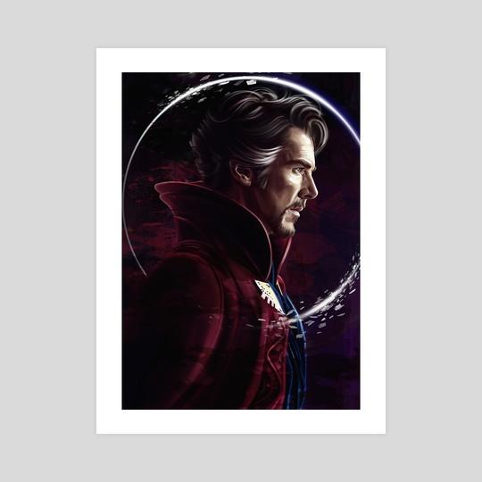 Doctor Strange by Dmitry Belov
