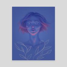 Warm - Canvas by Laura Faraci