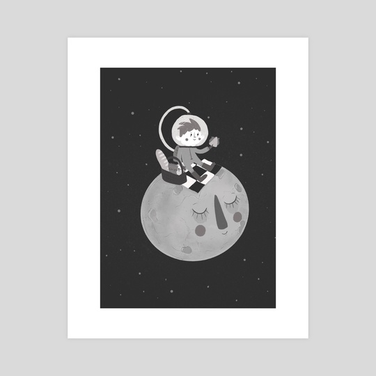 space picnic by Lori Smyrl