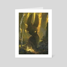 Forest Spirit II - Art Card by Tuomas Korpi