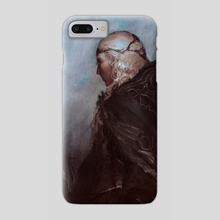 The Silence - Phone Case by Camila Vielmond