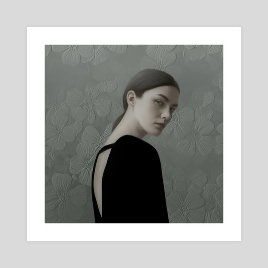 Grayness by Ash Summer