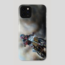 The Race - Phone Case by J.Bello Studio