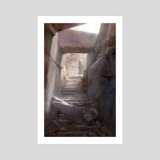 Labyrinth by Alexander Forssberg