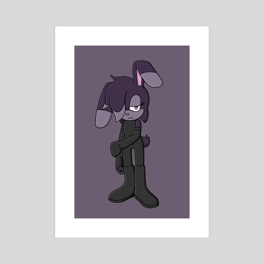 Violet the Rabbit by Kristen Hartbarger